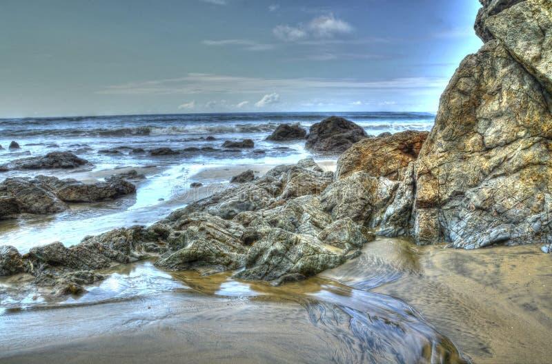 Ωκεάνιοι βράχοι στοκ φωτογραφία με δικαίωμα ελεύθερης χρήσης