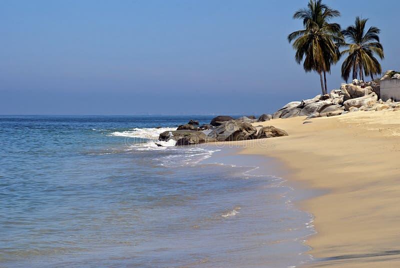 ωκεάνιος ειρηνικός παραλιών στοκ εικόνες με δικαίωμα ελεύθερης χρήσης