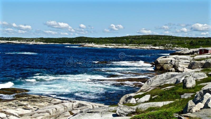 Ωκεάνιος-scape-ωκεάνιος στοκ εικόνα με δικαίωμα ελεύθερης χρήσης
