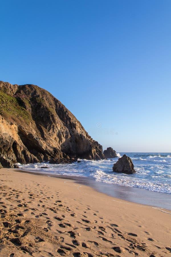 ωκεάνιο ειρηνικό ηλιοβα& στοκ φωτογραφία με δικαίωμα ελεύθερης χρήσης