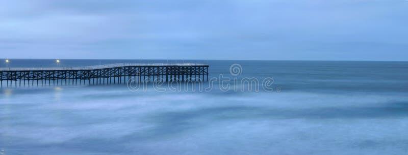 ωκεάνιο ειρηνικό λυκόφω&sigm στοκ φωτογραφίες με δικαίωμα ελεύθερης χρήσης