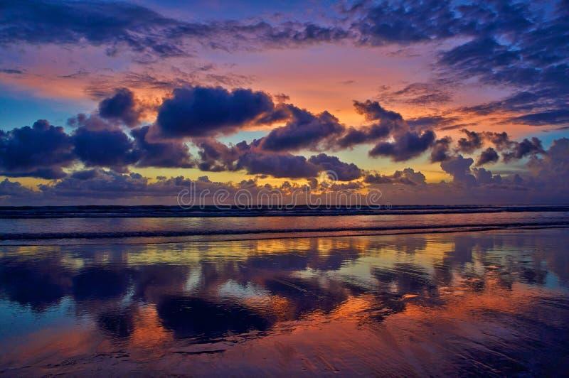 Ωκεάνιο ηλιοβασίλεμα