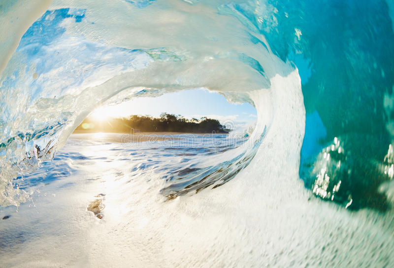 ωκεάνιο κύμα στοκ εικόνες