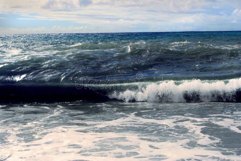 ωκεανός θυελλώδης στοκ φωτογραφία με δικαίωμα ελεύθερης χρήσης