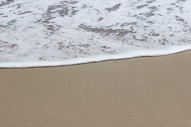 Ωκεανός και άμμος στοκ φωτογραφίες