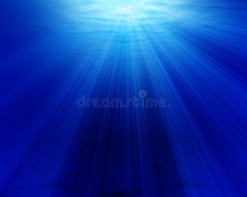 Ωκεανός και επιφάνεια απεικόνιση αποθεμάτων