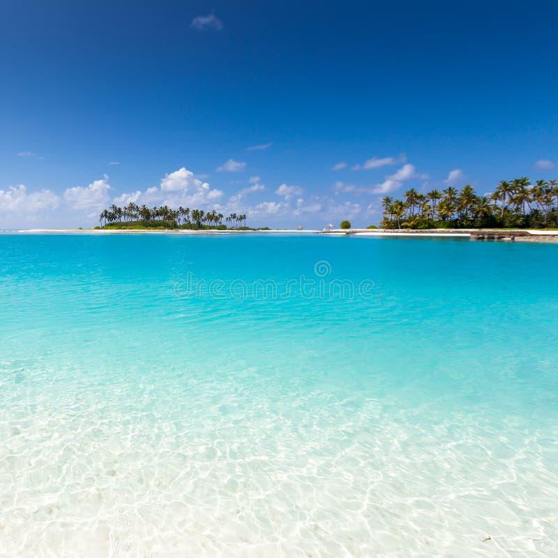 Ωκεανός κοντά στις Μαλδίβες στοκ φωτογραφία με δικαίωμα ελεύθερης χρήσης