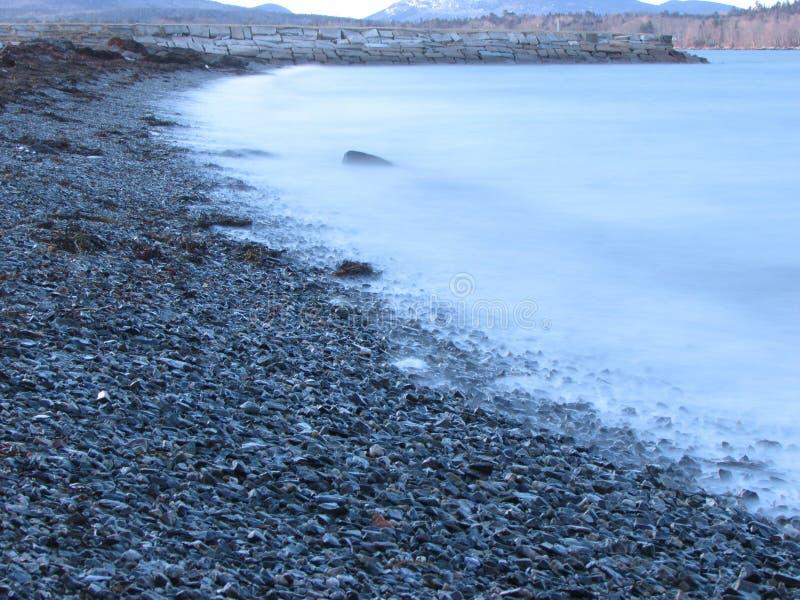 Ωκεανός ξημερωμάτων στοκ φωτογραφία με δικαίωμα ελεύθερης χρήσης