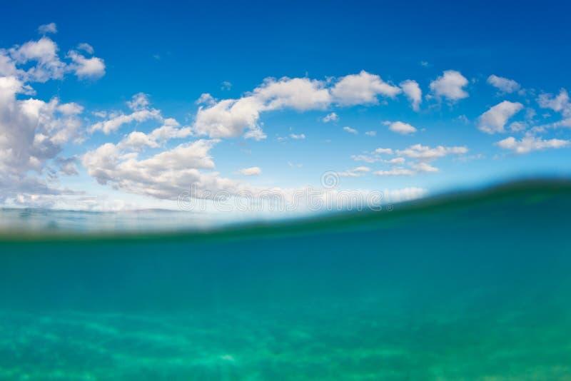 Download ωκεανός τροπικός στοκ εικόνα. εικόνα από ρομαντικός, ορίζοντας - 22782917