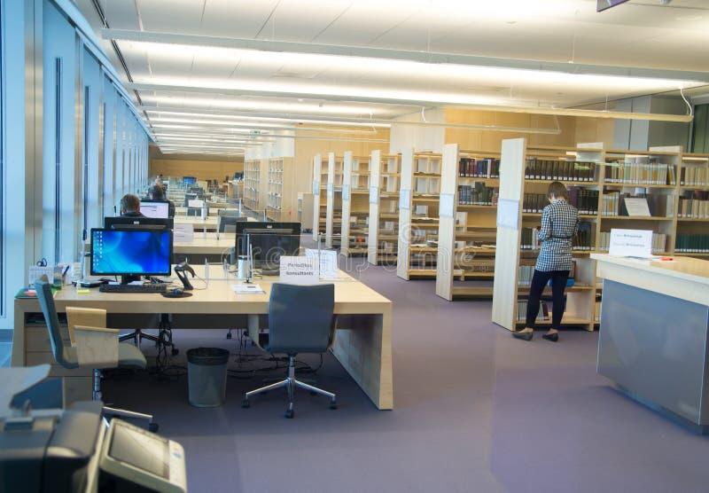 δωμάτιο ανάγνωσης στοκ φωτογραφίες με δικαίωμα ελεύθερης χρήσης
