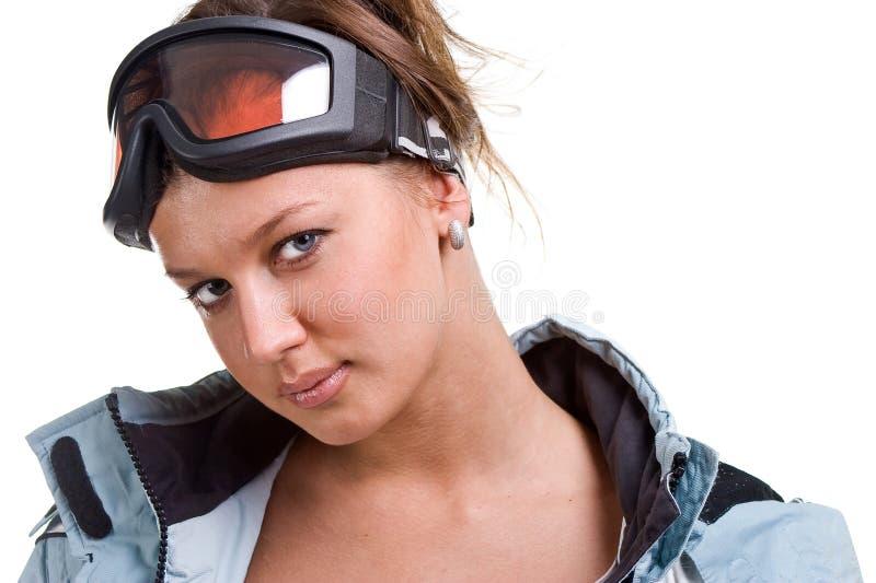 Download όμορφα γυαλιά κοριτσιών στοκ εικόνες. εικόνα από ανθρώπινος - 13182308