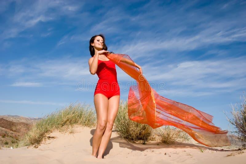όμορφες ασκώντας θηλυκέ&sig στοκ φωτογραφίες