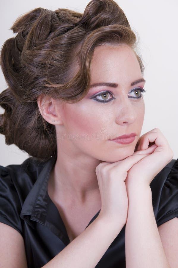 όμορφες γυναικείες νεολαίες στοκ εικόνες με δικαίωμα ελεύθερης χρήσης