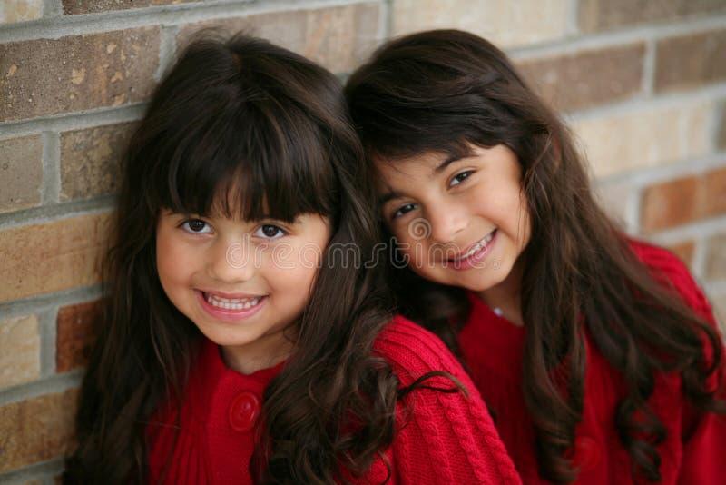 όμορφες κούκλες στοκ εικόνα
