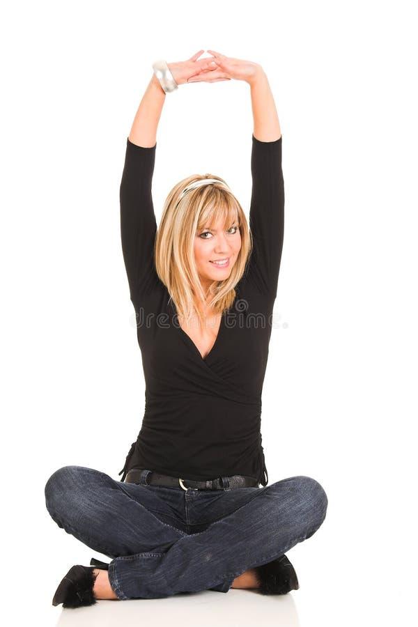 Download όμορφες νεολαίες γυνα&iota στοκ εικόνα. εικόνα από καλλυντικά - 1536039