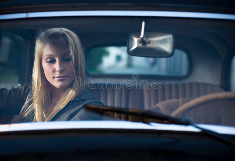 όμορφες ξανθές εκλεκτής  στοκ φωτογραφίες