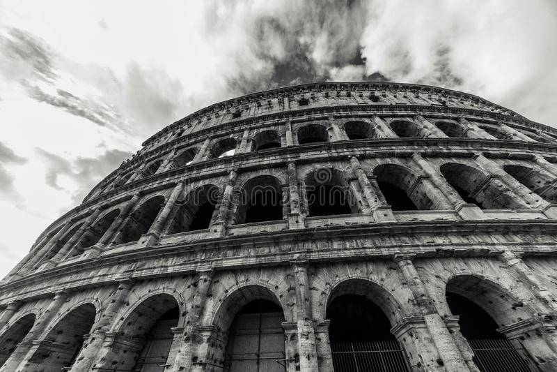Όμορφες φωτογραφίες της παλαιάς Ρώμης στοκ φωτογραφία