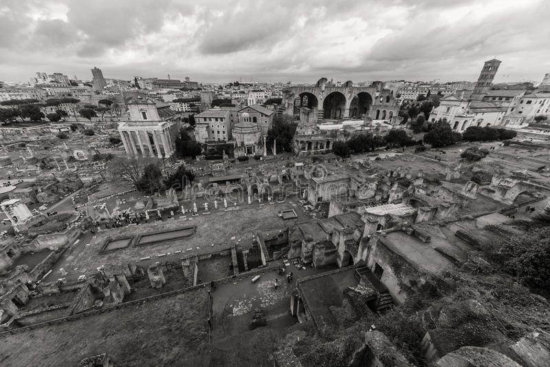 Όμορφες φωτογραφίες της παλαιάς Ρώμης στοκ φωτογραφίες με δικαίωμα ελεύθερης χρήσης