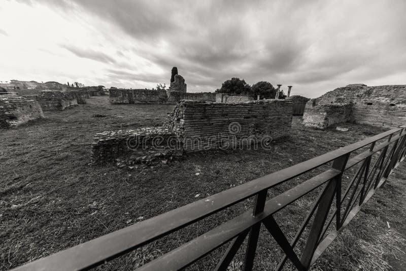 Όμορφες φωτογραφίες της παλαιάς Ρώμης στοκ φωτογραφίες
