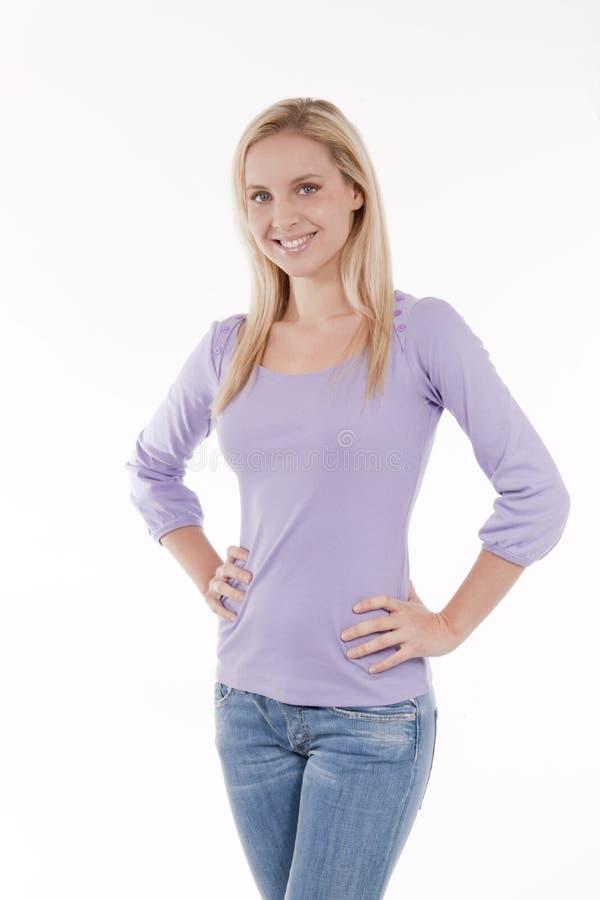 Download όμορφες χαμογελώντας νε στοκ εικόνα. εικόνα από χαμόγελο - 13182483