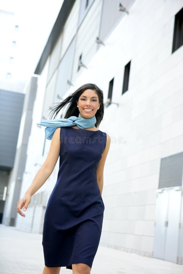 όμορφη αεροσυνοδός κεν&tau στοκ φωτογραφίες με δικαίωμα ελεύθερης χρήσης