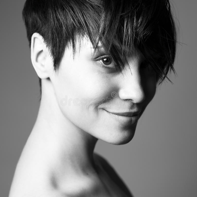 όμορφη αισθησιακή γυναίκ&alp στοκ φωτογραφίες