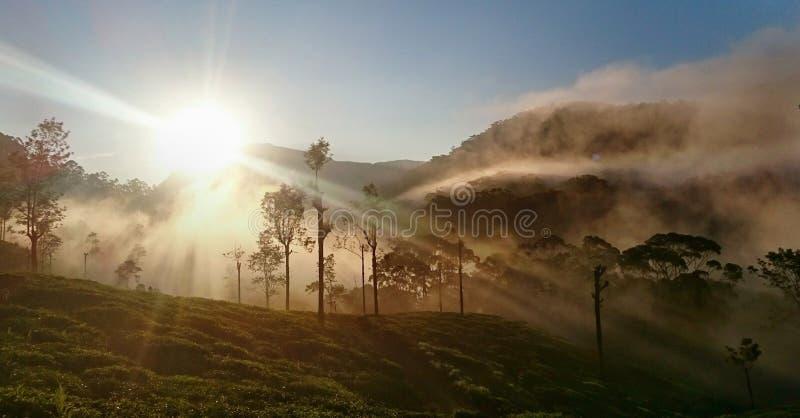 όμορφη ανατολή στοκ εικόνες με δικαίωμα ελεύθερης χρήσης