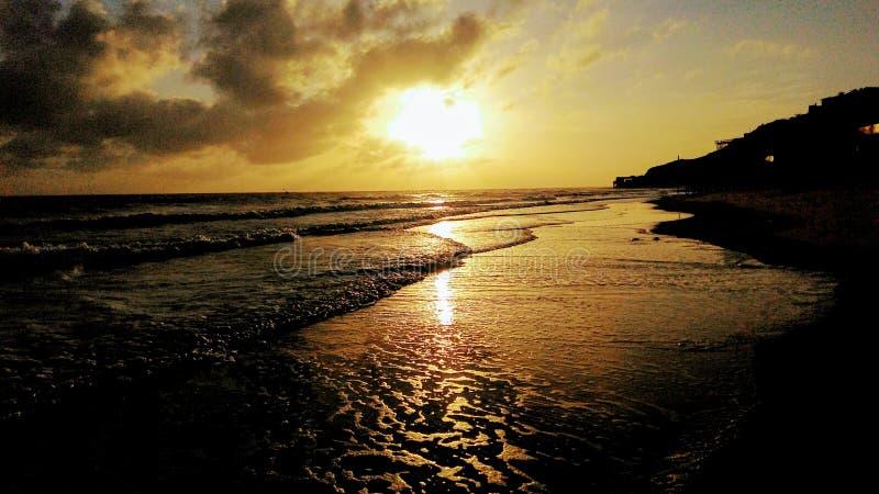 όμορφη αυγή στοκ εικόνα