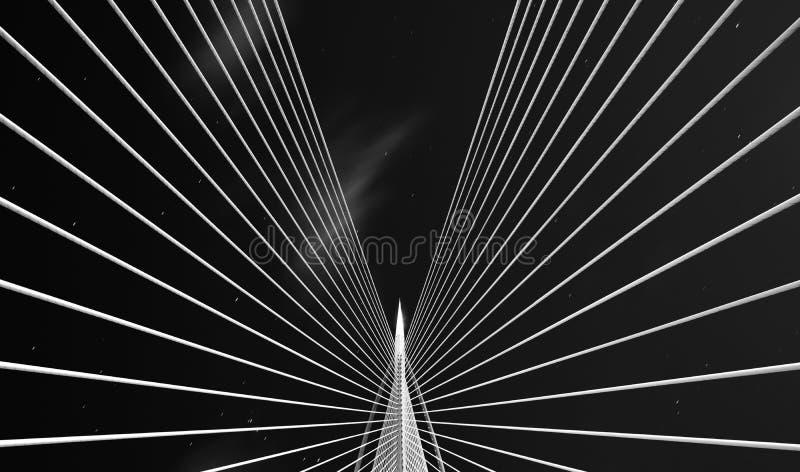 όμορφη γέφυρα στοκ φωτογραφίες
