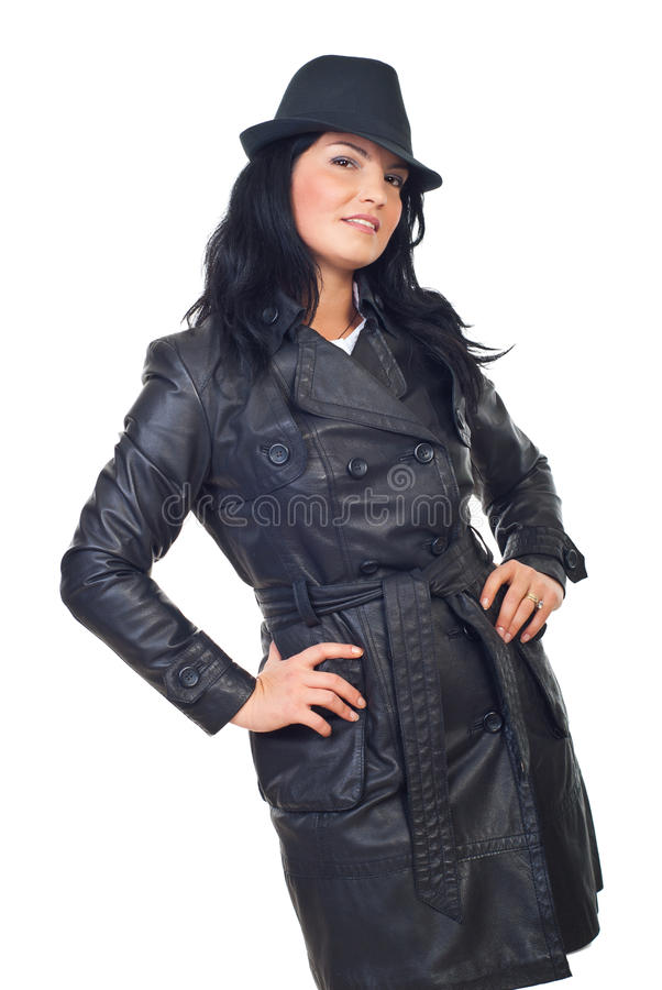 όμορφη γυναίκα δέρματος ι&del στοκ φωτογραφία με δικαίωμα ελεύθερης χρήσης