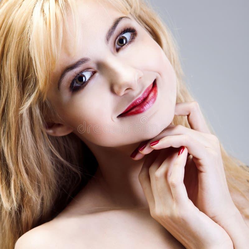 όμορφη γυναίκα υγείας πρ&omicr στοκ φωτογραφίες