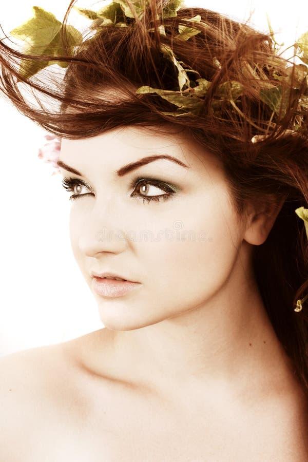 όμορφη γυναίκα στοκ φωτογραφίες