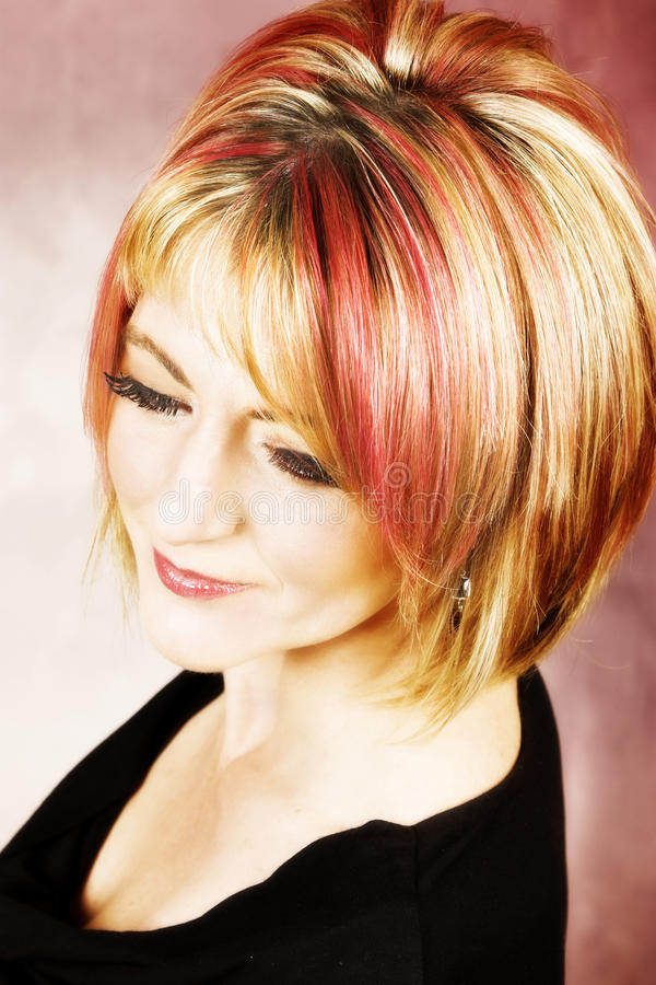 Download Όμορφη γυναίκα στοκ εικόνες. εικόνα από γοητευτικός, redhead - 22792686