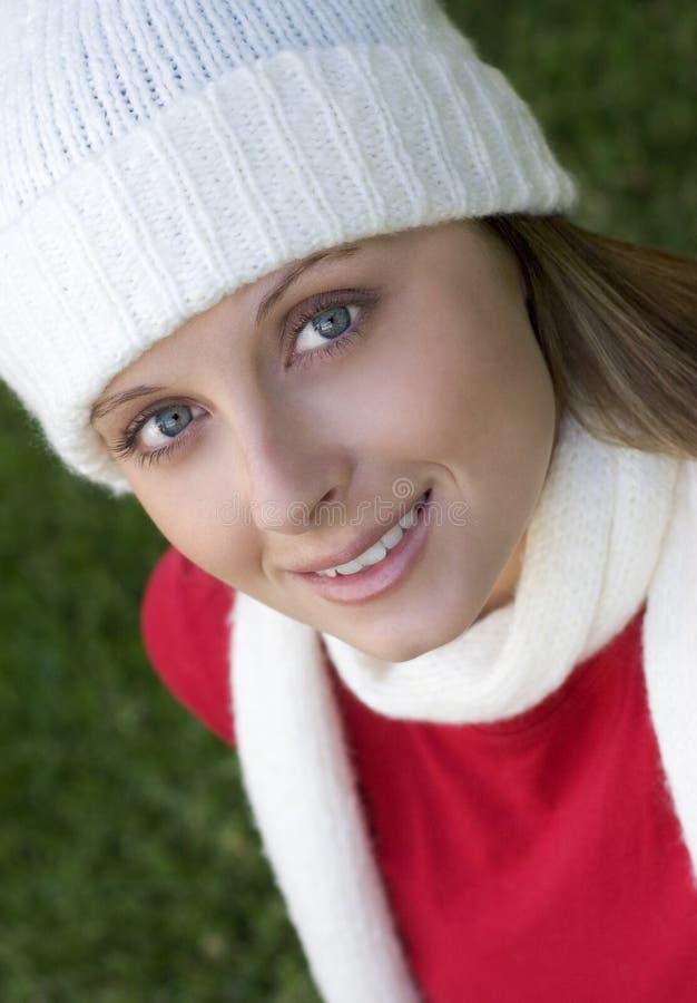 Download όμορφη γυναίκα στοκ εικόνα. εικόνα από μοιχαλίδα, teens - 382575