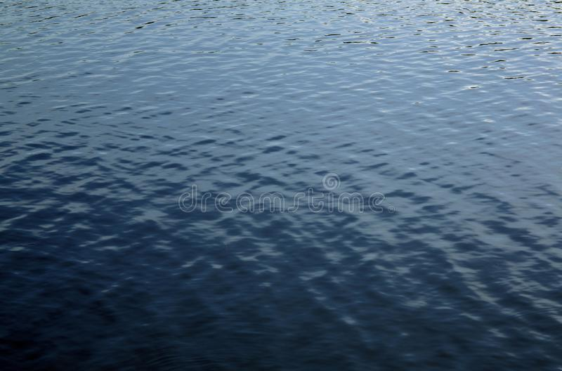 Όμορφη επιφάνεια νερού λιμνών με τη σύσταση υποβάθρου έντονου φωτός ήλιων στοκ φωτογραφία με δικαίωμα ελεύθερης χρήσης