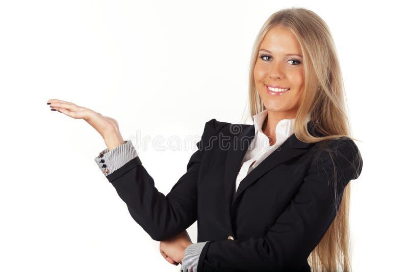 όμορφη επιχειρηματίας στοκ εικόνες