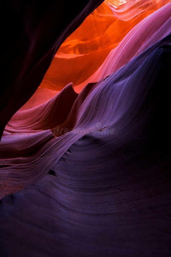 Όμορφη ευρεία άποψη γωνίας των καταπληκτικών σχηματισμών ψαμμίτη στο fam στοκ εικόνες