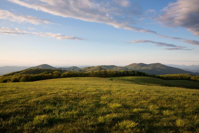όμορφη θέα βουνού στοκ φωτογραφίες με δικαίωμα ελεύθερης χρήσης