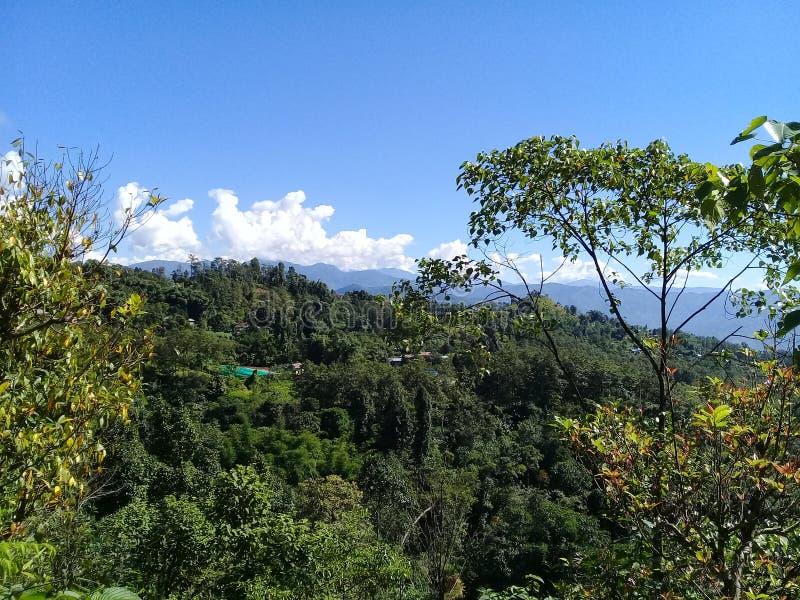 Όμορφη θέση του Νεπάλ στοκ φωτογραφία με δικαίωμα ελεύθερης χρήσης