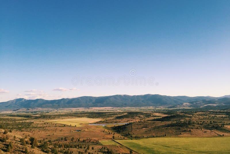 όμορφη κοιλάδα στοκ εικόνες με δικαίωμα ελεύθερης χρήσης