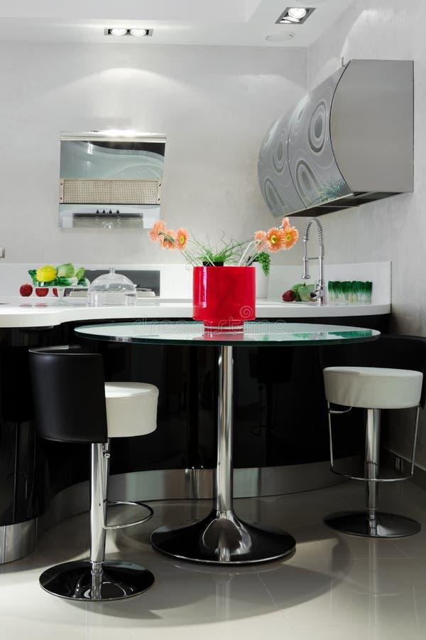 Όμορφη κουζίνα στοκ εικόνα