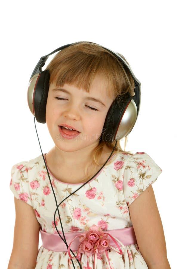 όμορφη μουσική ακούσματο στοκ φωτογραφίες με δικαίωμα ελεύθερης χρήσης