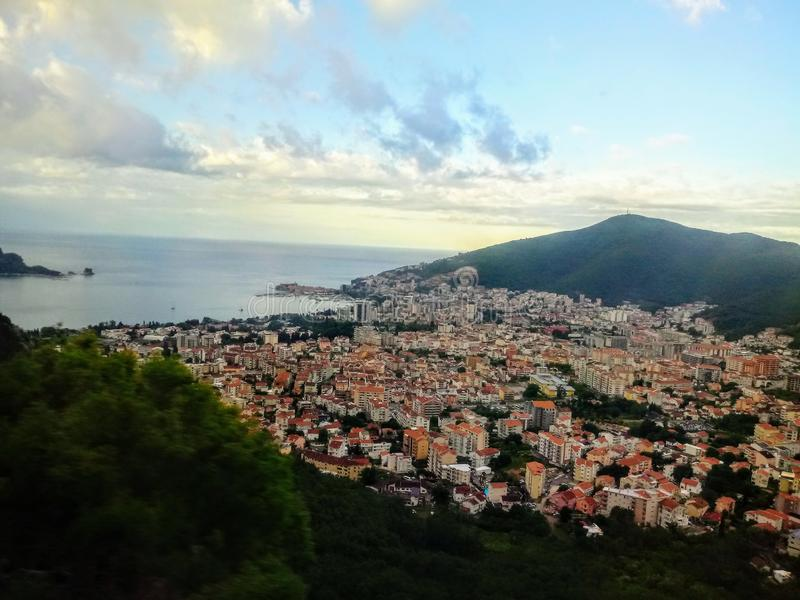 Όμορφη πόλη στοκ φωτογραφία