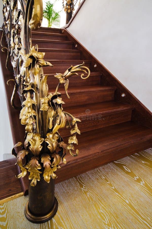όμορφη σκάλα στοκ φωτογραφία