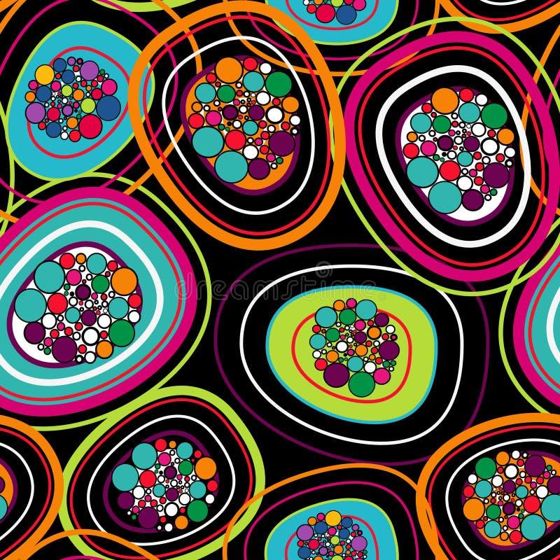 όμορφη σύσταση φυσαλίδων απεικόνιση αποθεμάτων