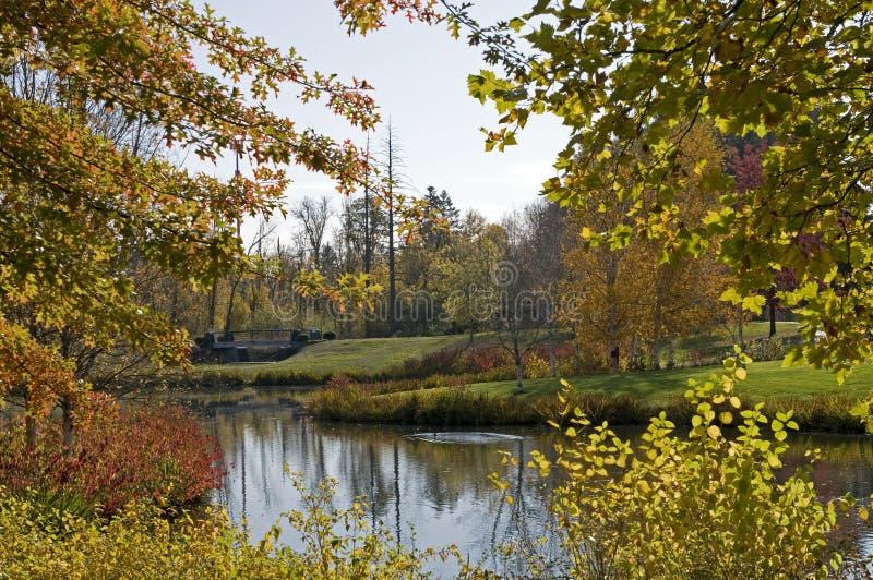 όμορφη τιμή τών παραμέτρων πάρκ&omeg στοκ φωτογραφίες με δικαίωμα ελεύθερης χρήσης