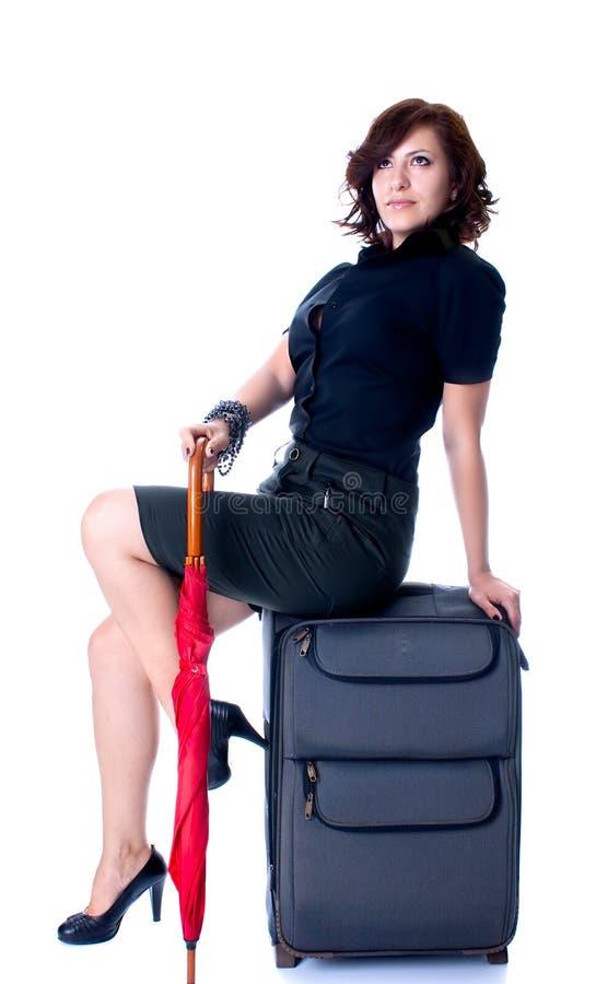Download Όμορφη τοποθέτηση γυναικών στοκ εικόνες. εικόνα από σύγχρονος - 13190206