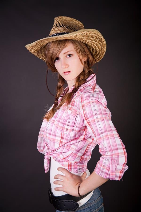 όμορφος έφηβος κοριτσιών στοκ φωτογραφίες με δικαίωμα ελεύθερης χρήσης