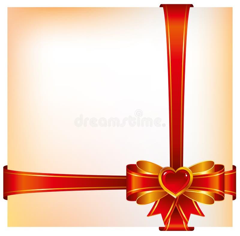 όμορφος βαλεντίνος ημέρα&sig διανυσματική απεικόνιση