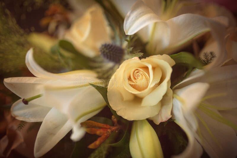 όμορφος γάμος λουλου&delta στοκ φωτογραφίες με δικαίωμα ελεύθερης χρήσης